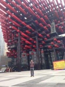 Chongqing architecture